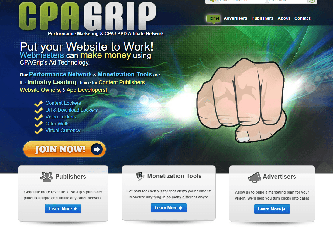 cpagrip.com review