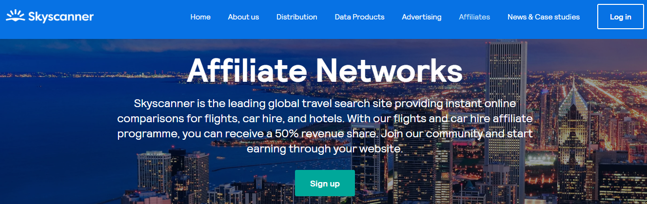 Skyscanner-Affiliate-Program-review