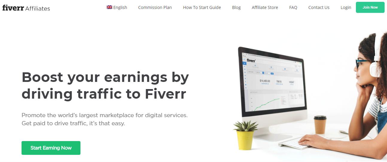 fiverr-affiliate-program review