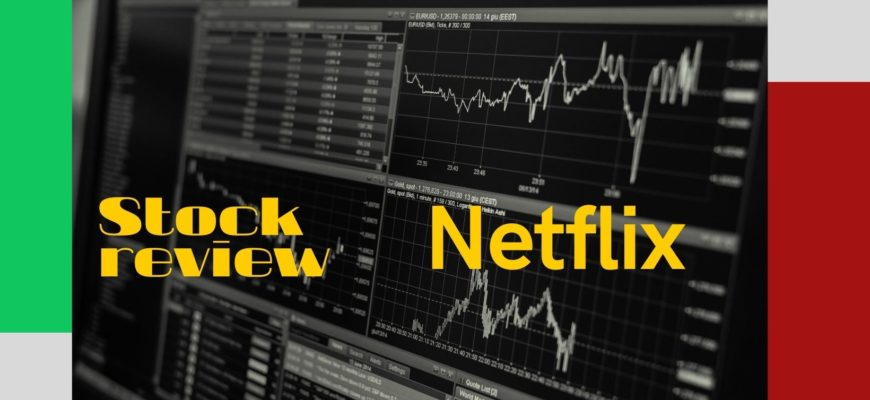 Netflix stock-review