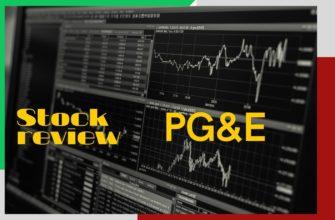 PGE stock-reviews